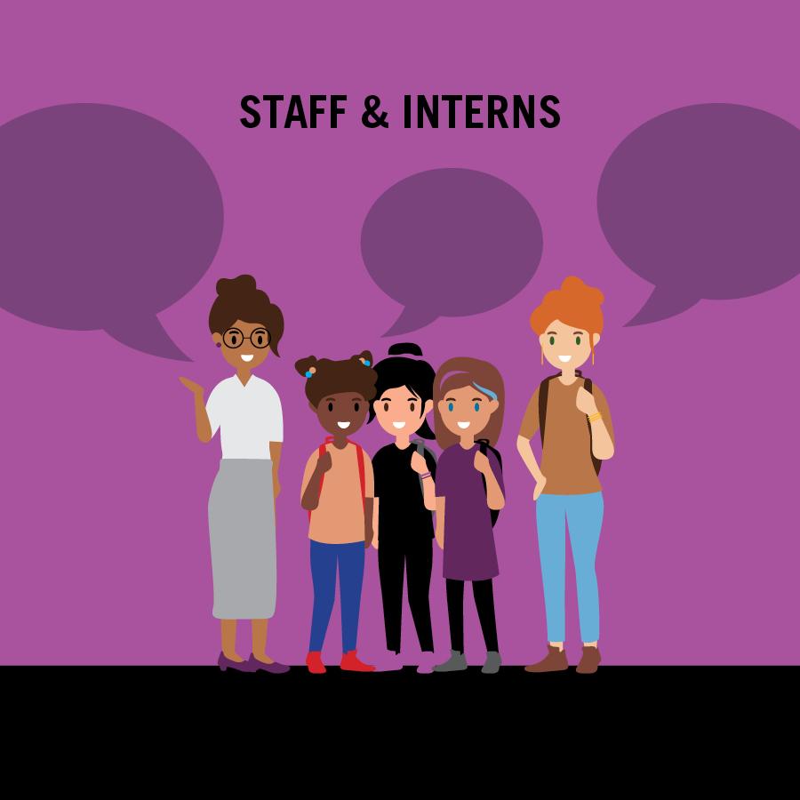 Staff & Interns